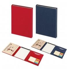Set de escritura con cuaderno A5 publicitario