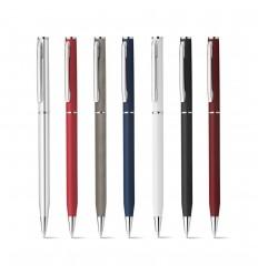 Bolígrafo con clip de metal publicitario