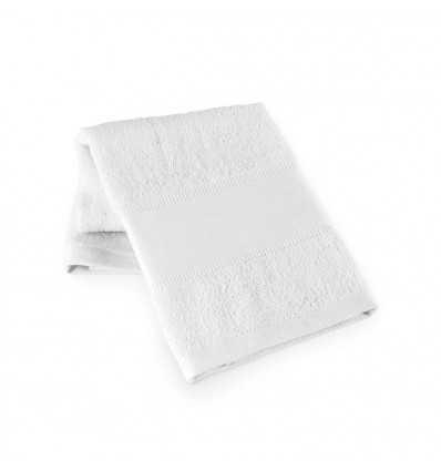 Toalla para Gimnasio Pequeña Promocional Color Blanco