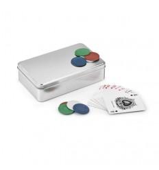 Juego de Poker Mini Promocional