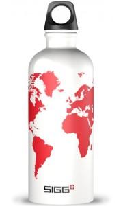 Botella Suiza SIGG Traveller