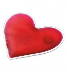 Bolsa de calor con forma de corazón personalizada Color Rojo