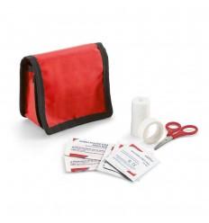 Bolsa botiquín de primeros auxilios personalizada Color Rojo