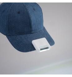 Linterna de plástico para gorras barata