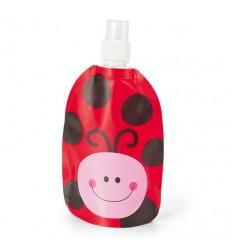 Botella Plegable de Animales personalizado con logo de empresa