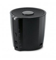 Altavoz bluetooth de diseño moderno personalizado Color Negro
