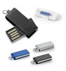 Memoria UDP mini de aluminio de 4GB publicitaria