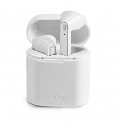 Auriculares inalámbricos con Bluetooth 5.0 personalizados Color Blanco