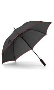 Paraguas de Poliéster con Línea de Color