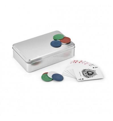 Juego de Poker Mini para regalo promocional