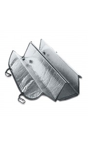 Parasol para Coches con 2 Fijadores con Ventosa