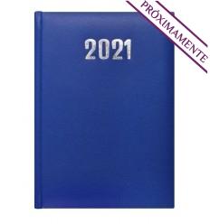 Agenda publicitaria 2021 Baladek Dia A5 para merchandising Color Azul