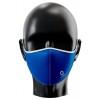 Mascarilla reutilizable personalizada por sublimación Color Azul