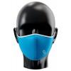 Mascarilla reutilizable personalizada por sublimación Color Azul Claro