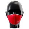 Mascarilla reutilizable personalizada por sublimación Color Rojo
