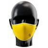 Mascarilla reutilizable personalizada por sublimación Color Amarillo