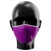 Mascarilla reutilizable personalizada por sublimación Color Violeta