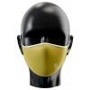 Mascarilla reutilizable personalizada por sublimación Color Oro