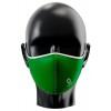 Mascarilla reutilizable personalizada por sublimación Color Verde