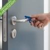 Llavero personalizado antibacterias para abrir puertas