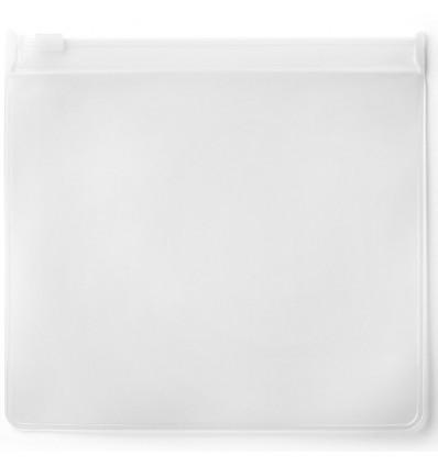 Guarda mascarillas personalizado promocional Color Blanco