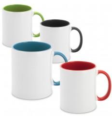 Taza Mug de Cerámica 350ml Especial para Sublimación personalizada