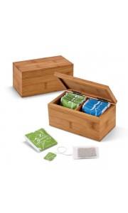 Caja de Infusiones de Bambú Mini