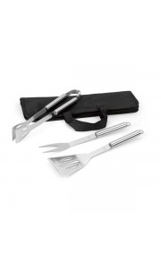 Set Barbacoa con Funda