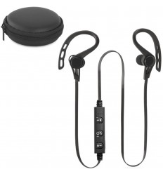 Auriculares Bluetooth con Funda publicitaria
