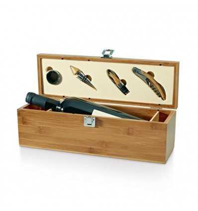 et de Vino de Bambú para Merchandising