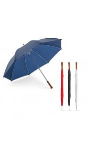 Paraguas de Golf con Mango de Madera