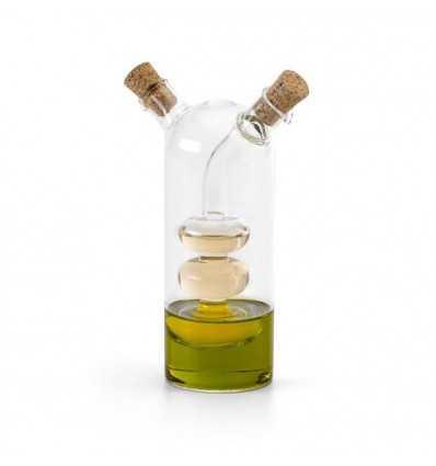 Vinagrera Cristal con Logo Personalizado Promocional