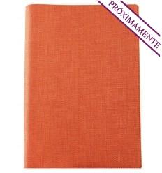Agenda wire'o con Funda 2022 Liseuse Japan Dia B5 Personalizada Color Naranja