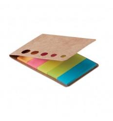Notas Adhesivas de 5 Colores para empresas