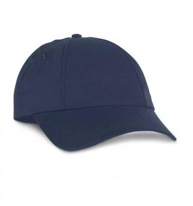 Gorra de Béisbol con 6 Paneles Personalizada Color Azul