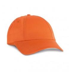 Gorra de Béisbol con 6 Paneles Promocional Color Naranja