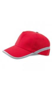 Gorra de Béisbol con Cinta Reflectante