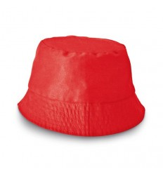 Gorro Bob Promocional Color Rojo