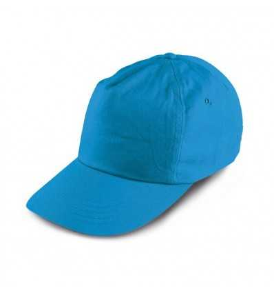 Gorra de Béisbol para Niños Promocional Color Azul Claro