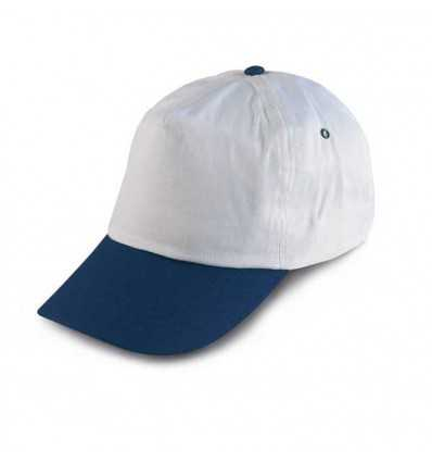 Gorra ajustable con Velcro para Publicidad Color Azul