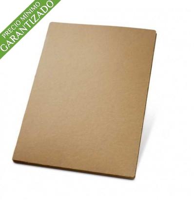 Carpeta de Cartón con Bolígrafo para Regalo Publicitario Color Natural