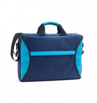 Maletín Multiusos con Bolsillo Delantero para Publicidad Color Azul