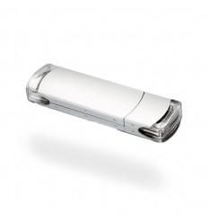 Memoria USB con Carcasa Metálica Color Pateado Mate