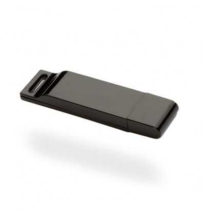 Memoria USB Plana Color Negro