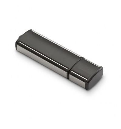 Memoria USB Compacta Color Negro