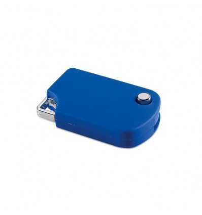 Memoria USB con Apertura automática Color Azul