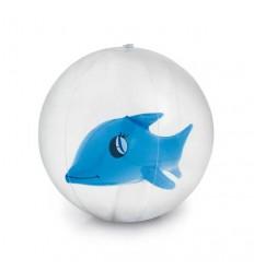 Balón Hinchable con Muñeco en el Interior. Para regalo publicitario