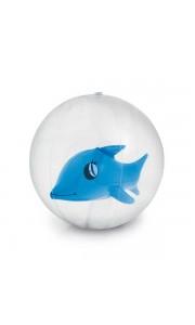 Balón Hinchable con Muñeco en el Interior