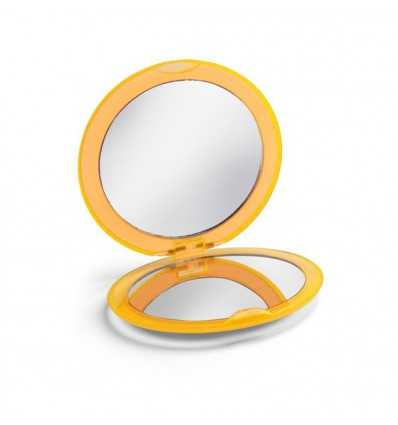 Espejo de Maquillaje Redondo Doble con logo promocional