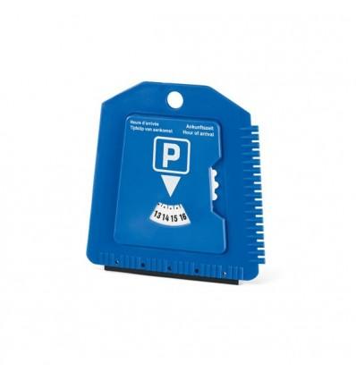 Disco de Estacionamiento Promocional Color Azul